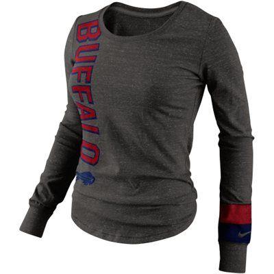 Buffalo Bills Ladies Nike Long Sleeve T-Shirt