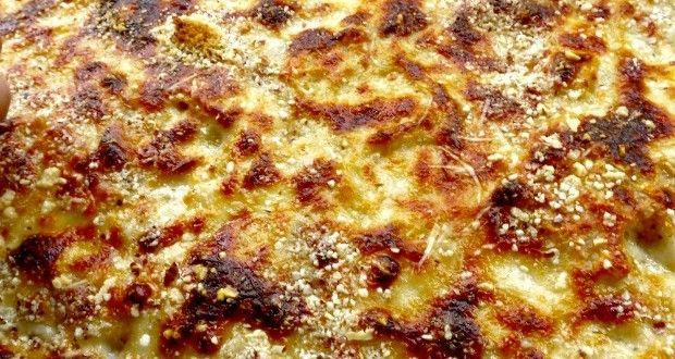 μακαρόνια ογκρατέν με τυριά: πάστα με κρούστα απ΄ το φούρνο - Pandespani.com