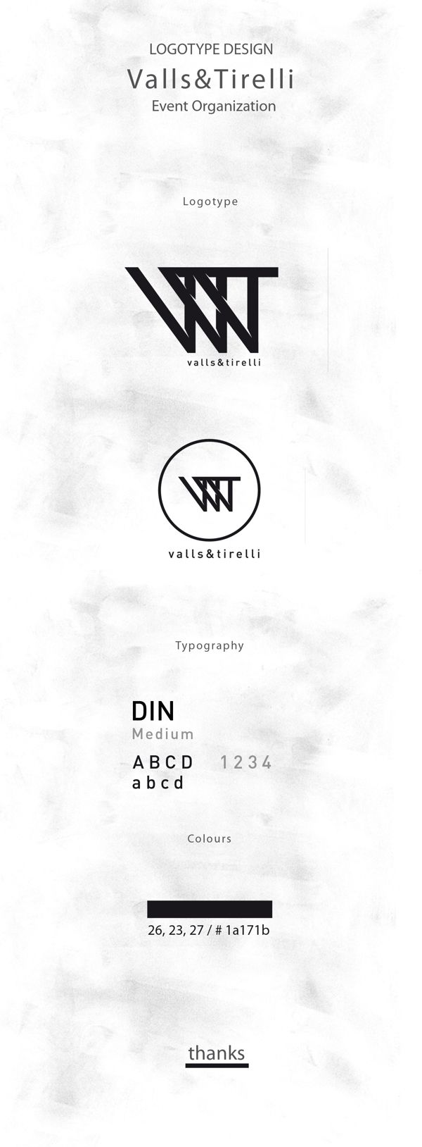 Valls&Tirelli/Music Event Organizer on Behance