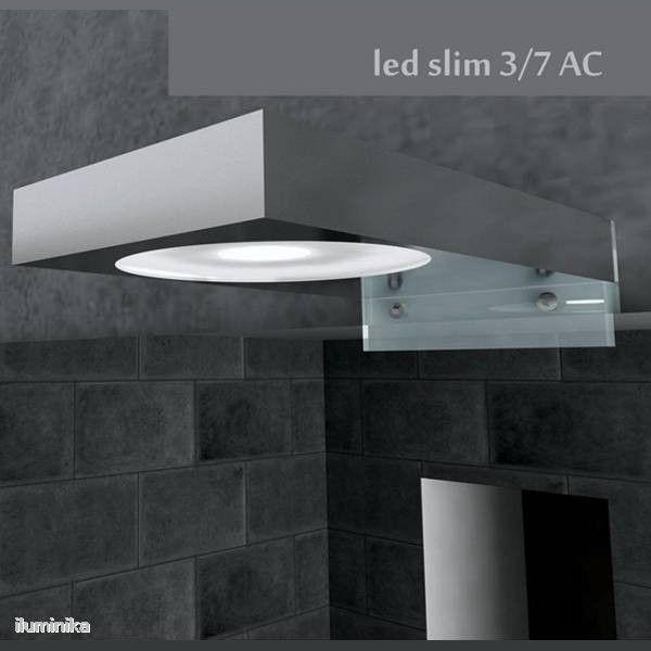 Aplique Baño LED Slim: http://www.iluminika.com/Aplique-Bano-LED-SLIM-AC-3-7-Driver-interno.html