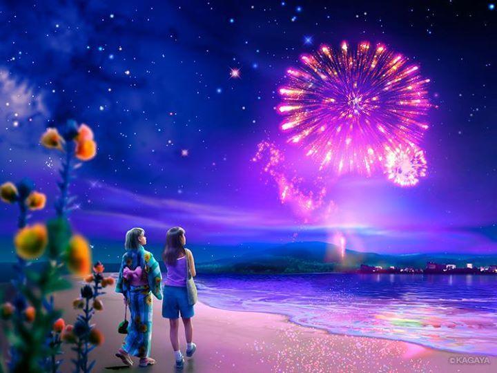KAGAYA - fireworks