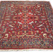 Vierkant Oosters tapijt