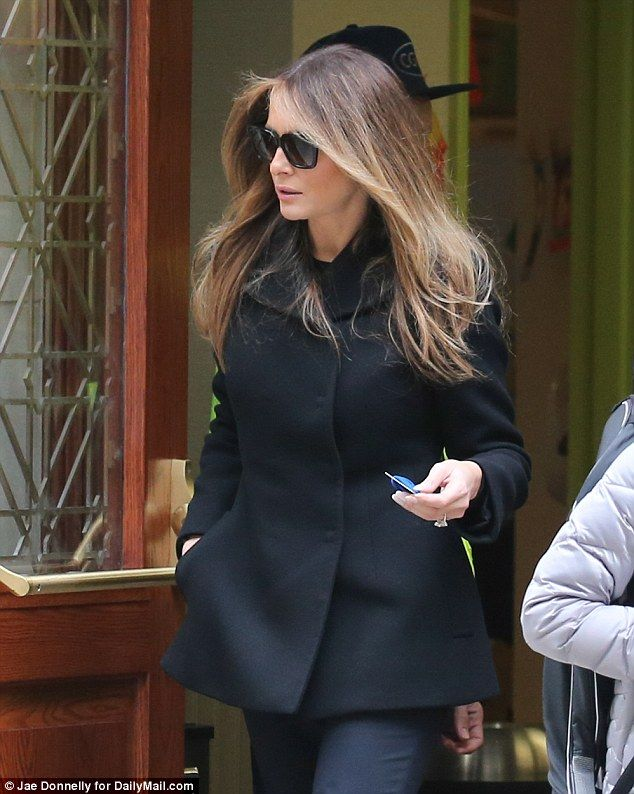 ... Melania Trump Model no Pinterest | Meu Amigo, Filhos e Donald Trump