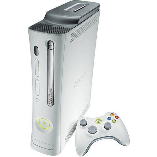 Xbox 360 Pro 20 GB Video Game Systems Console Microsoft