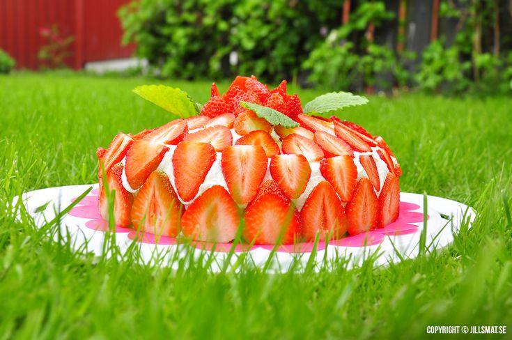 Här får ni ett ljuvligt recept på en supersomrig och fantastiskt god tårta, helt utan socker eller gluten. Vad kanLäs mer