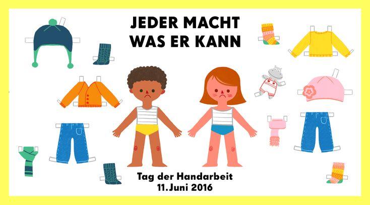 Aktionen - Initiative Handarbeit Tag der Handarbeit 11.06.2016