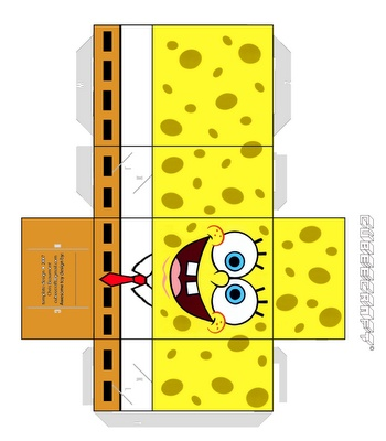 can't have too much Spongbob