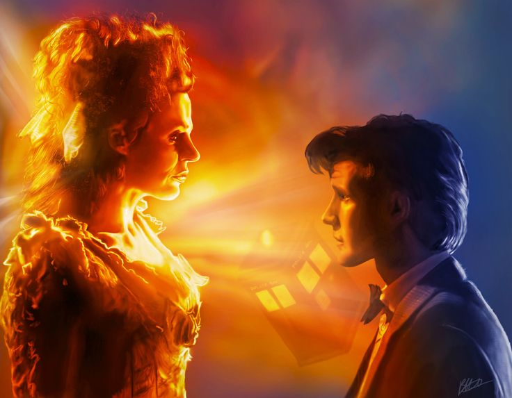 Neil Gaiman writes a mean Doctor Who episode - one of my favourite episodes.: Art Nouveau, Madman, The Doctors, The Tardis, Two Heart, Doctors Who, Matte Smith, Mad Man, Neil Gaiman