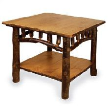 Old Hickory North Country End Table