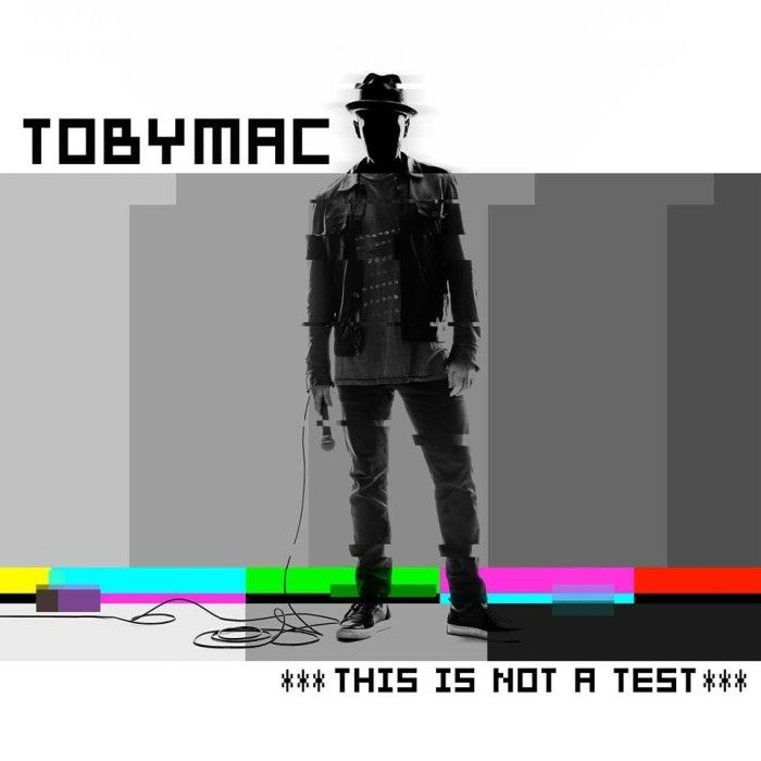 "TOBYMAC's New Album ""This Is Not A Test"" - Hey y'all! I am giving away this AMAZING TobyMac​ prize pack to celebrate the release of his newest album #ThisIsNotaTest - You can enter here.  The prize pack includes the deluxe cd, a vinyl copy, tank top, and TobyMac hat. Thanks to #FlyByPromotions for this awesome opportunity."