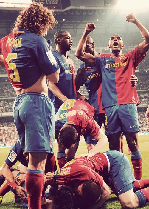 This is Barça