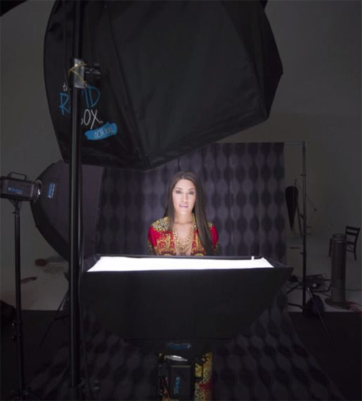 Studio Lighting Used: How To Use Clamshell Lighting For Portrait Photography
