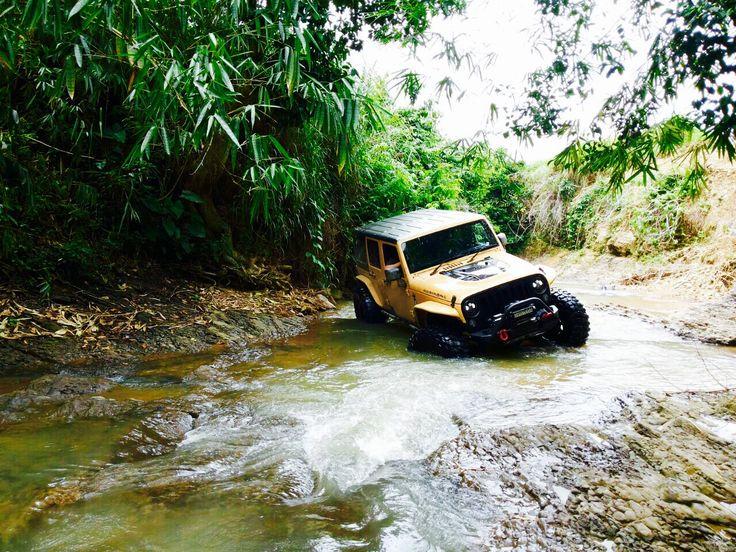 River raiding