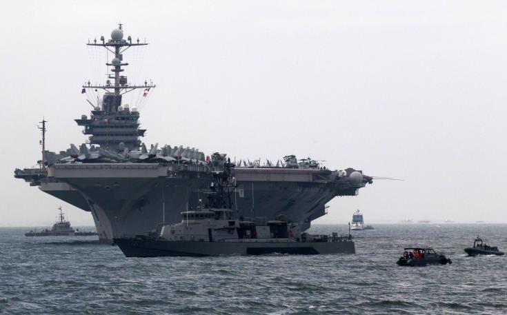 Το Πεντάγωνο διαψεύδει ότι συντονίζει αεροπορικές επιδρομές στη Συρία με τη Ρωσία