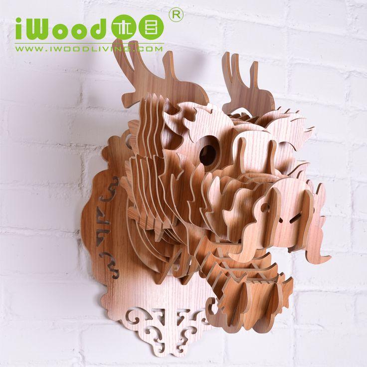 Gragon hoofd muur decor, hoge kwaliteit 3d houten decor, 3d houtsnijwerk ambachten in Dhl gratis verzending! Gragon hoofd muur decor, hoge kwaliteit 3d houten decor, 3d houtsnijwerk ambachtenGeassembleerd:K van hout ambachten op AliExpress.com | Alibaba Groep