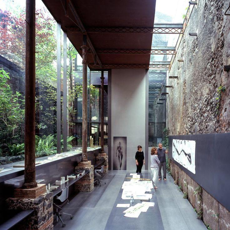Key projects by Pritzker Prize 2017 winner RCR Arquitectes: Barberí Laboratory