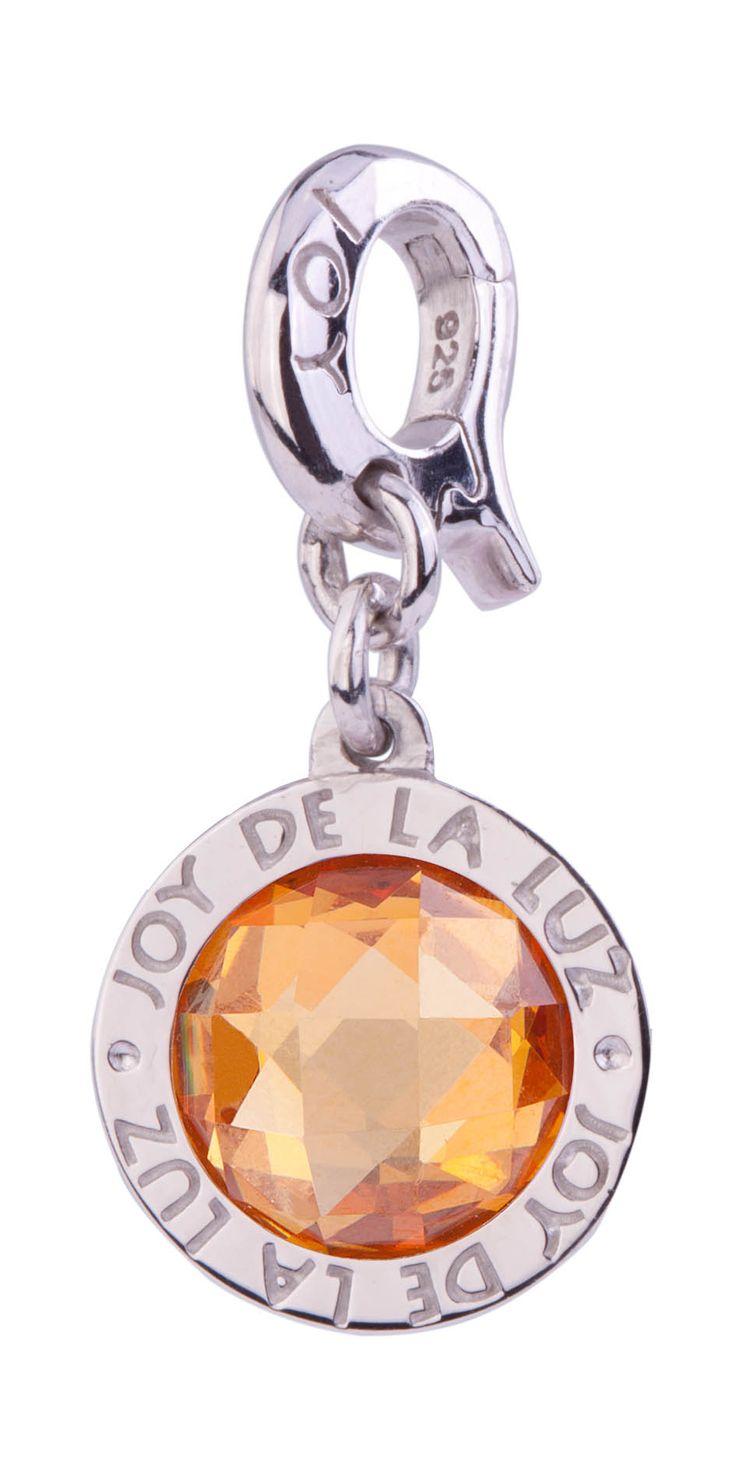 Joy de la Luz   Coin Stone cognac