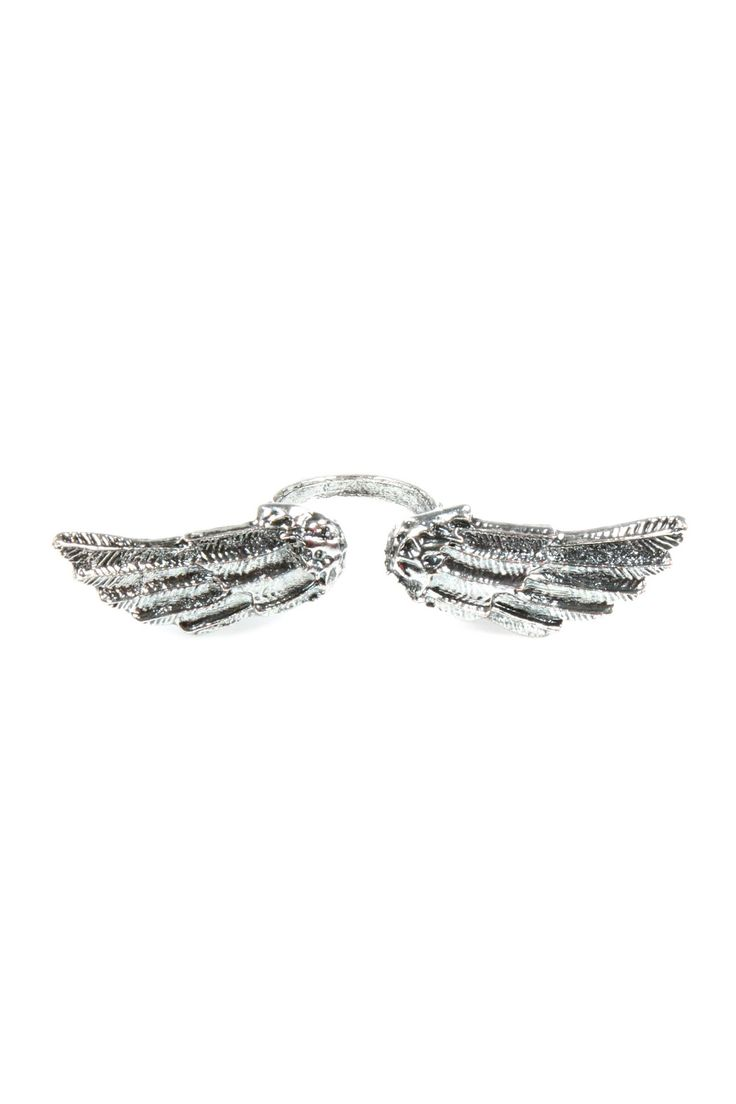 wings  rings and angel wings on pinterest