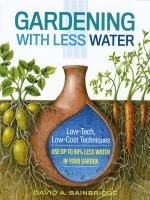 Gardening With Less Water | Permaculture magazine