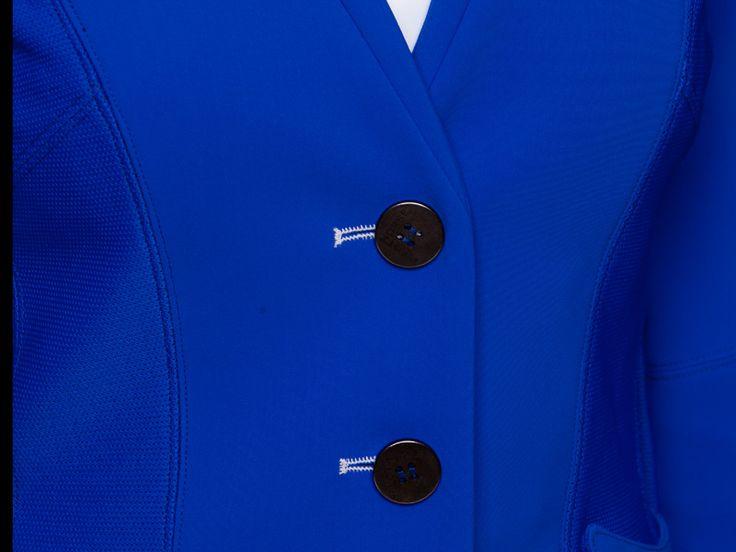 La nouvelle veste de concours Horse Pilot est un vêtement sans concession pour la pratique du sport.