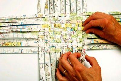 etté studios: Basket Weaving With Maps 101http://www.ettestudios.com/2010/05/basket-weaving-with-maps-101.html