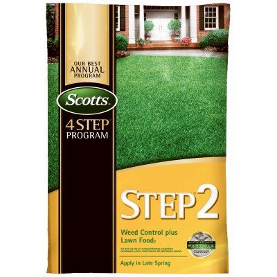 $59.99 Scotts Lawn Pro Step 2 Lawn Fertilizer + Weed Control, 28-0-3, Covers 15,000-Sq. Ft.: Model# 34161 | True Value