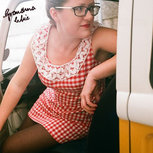 Red Gingham Melissa Dress £44.00