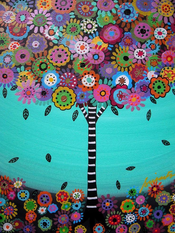 Sahumerios y Arbol de la vida (Izúcar de Matamoros, Puebla) Mexican Tree of Life - art decor. Description from pinterest.com. I searched for this on bing.com/images