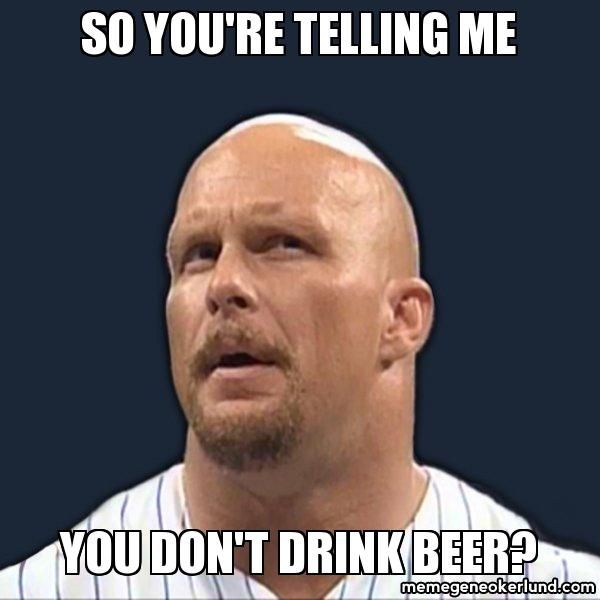 beer memes | Skeptical Stone Cold