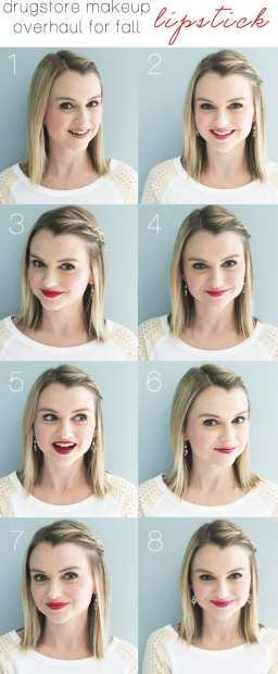 Poor Little It Girl Drugstore Makeup Overhaul for Fall: Lipstick - via @poorlilitgirl