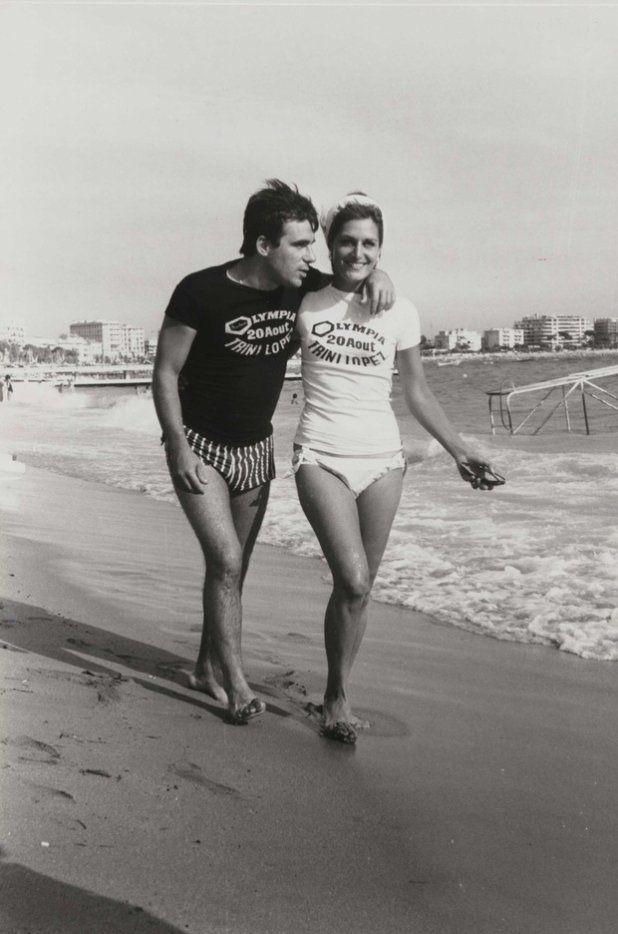 Dalida et Claude Nougaro