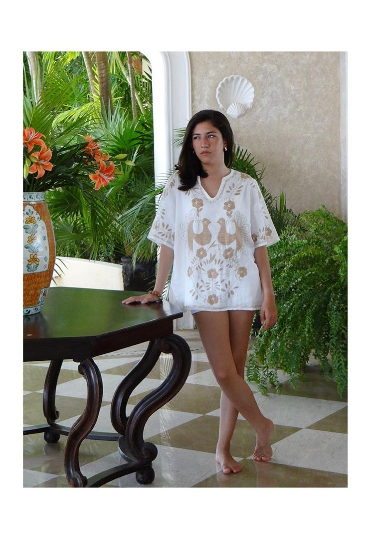 Mexican Womens Blouse 43