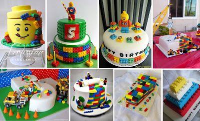żiżi ...a peek into my crazy world: Urodzinowe LEGO party!