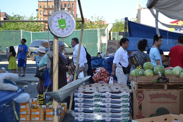What's at Stake for the Haymarket, Boston's Historic Market, as Plans for the Greenway Develop
