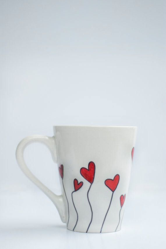 1371 best images about sharpie tutorials on pinterest for Cute pottery designs
