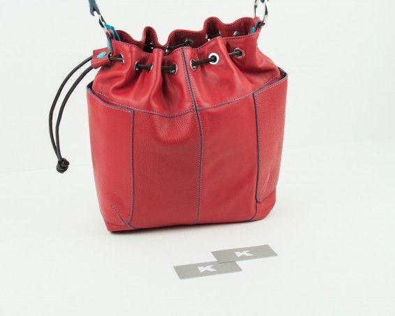 Bolso saco rojo Gabs