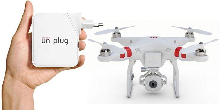 Funkverbindungen von Kameras an Drohnen unterbinden. Schutz der Privatsphäre.