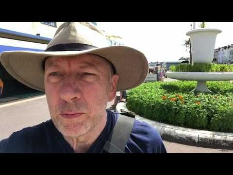 Peter's Photowalks: A Walk from Weymouth - Greenhiil Gardens - Preston Beach Corner - The Coastline - Dorset South
