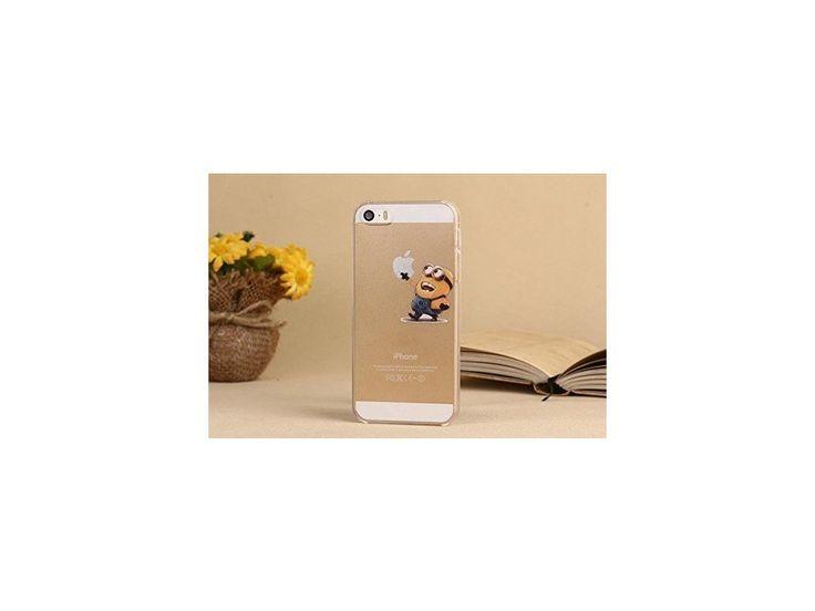 Cartoon kryt (obal) pre Iphone 4/4S - mimoň (Despicable me)