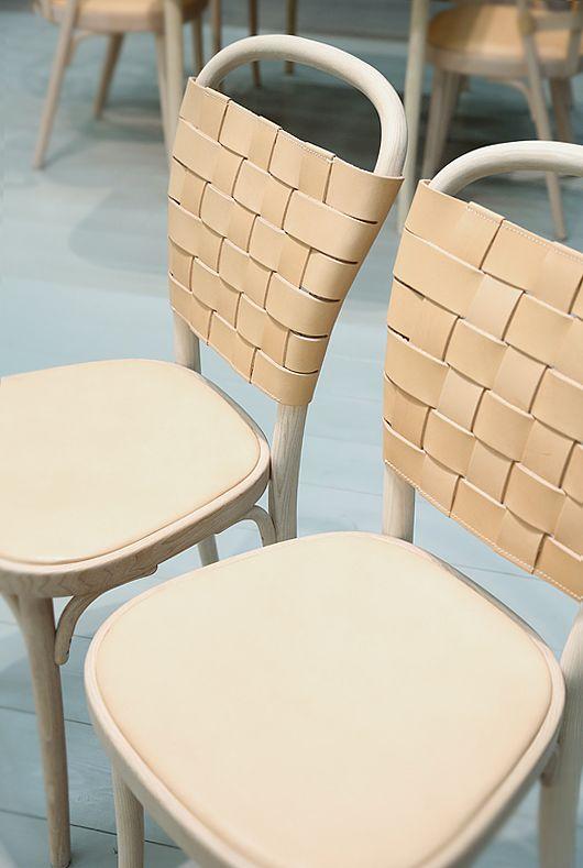 """Vilda"" chair by Thomas Bohlin for Gemla/ Trendenser.se"