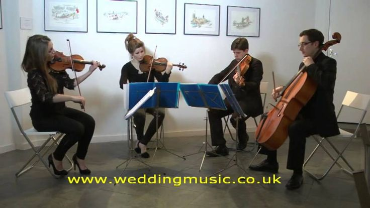 1000 Images About String Quartet Wedding Songs On Pinterest