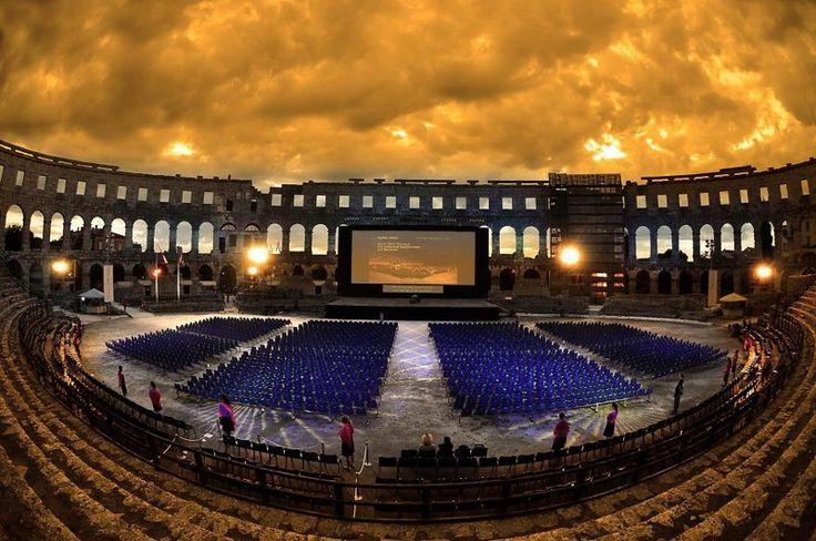 Arena-Pula, Croatia