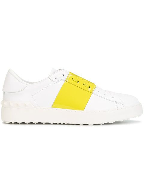 VALENTINO 'Open' Trainers. #valentino #shoes #sneakers