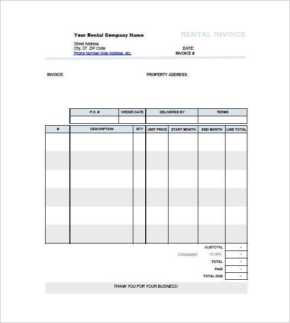 10 Car Receipt Templates Free Printable Word Excel Pdf Invoice Template Invoice Template Word Receipt Template