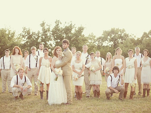 wedding photography, country chic
