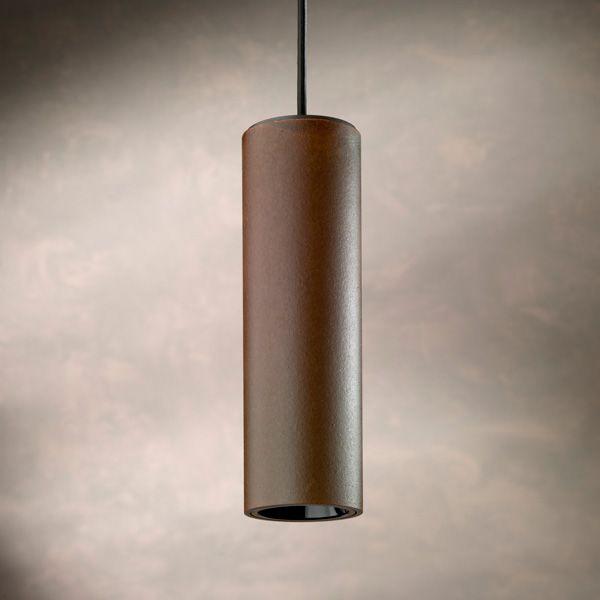 Nautic|tekna.be TUBE HANGING - LED lacquered bronze