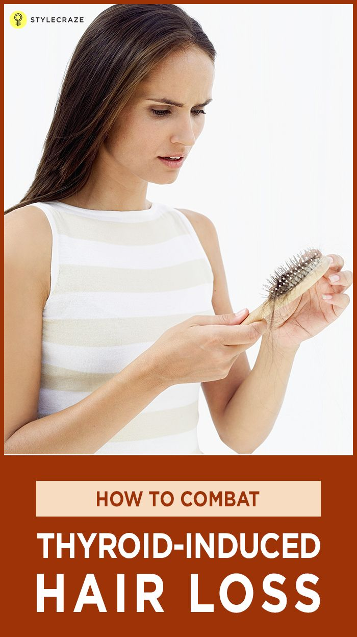 Hair loss is quite common in women. While men are equally affected by hair loss, women share an emotional relation with their hair and tend to brood over the loss. One of the major causes of hair loss in women is thyroid dysfunction. Let us take a look at what exactly leads to hair loss in people with thyroid issues and how can you handle this issue. #HairLoss