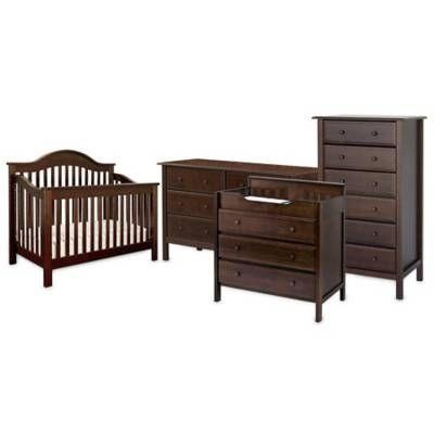 product image for DaVinci Jayden Nursery Furniture Collection in Espresso