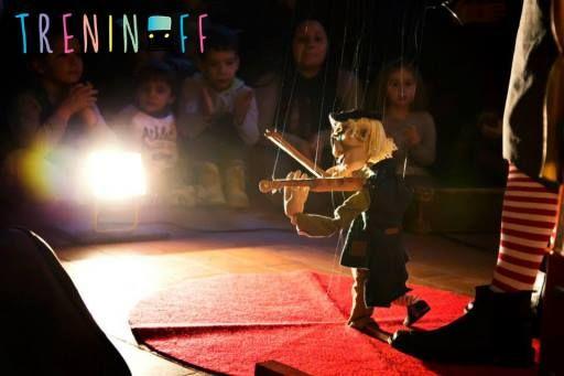 TreninOff-TRENOff for Kids:Ai più piccoli e famiglie,il festival offre spettacoli di circo e teatro,divertenti laboratori in diversi luoghi della periferia