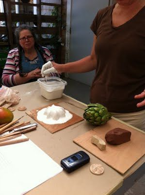 Art in the Studio: Making Plaster Molds for Wax Casting